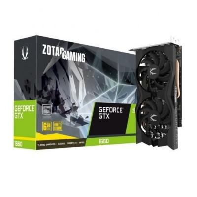 Zotac Nvidia GTX 1660 6Gb Twin