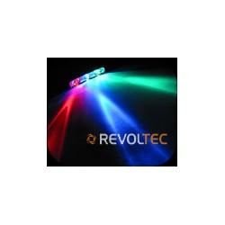 Revoltec Láser led tricolor