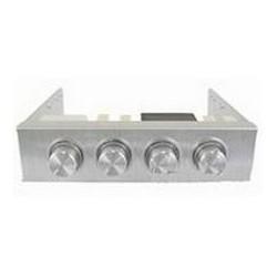 """Revoltec Control de ventiladores 3.5"""" Plata"""