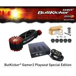 ButtKicker Gamer2 Playseat Edition