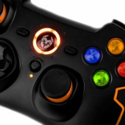 Nox Krom Khensu Gamepad PC/PS3 Inalámbrico
