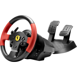 Thrustmaster T150 PS3-PS4-PC Rojo