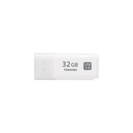 Toshiba 32GB Hayabusa Blanco USB 3.0