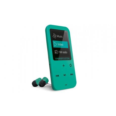 Energy Sistem MP4 Touch Mint, 8GB, FM, microSD