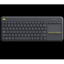 Logitech K400 Plus Negro