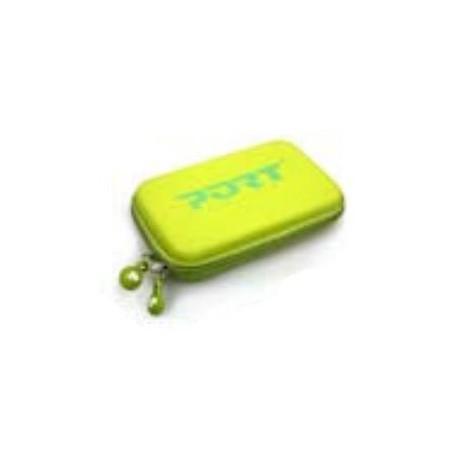 Port Designs 400136 Funda HDD/SSD Amarilla