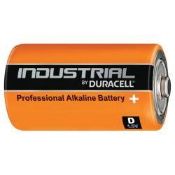 Duracell Industrial Alcalino 1.5V, D, 10pcs