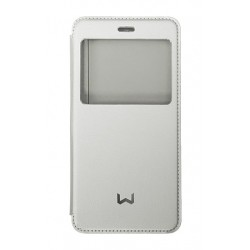 "Weimei Mobile Weplus 5"" Funda Libro Blanco"