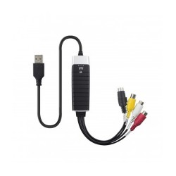 Ewent Capturadora vídeo USB 2.0