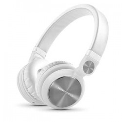 Energy Headphones DJ2 White con micrófono