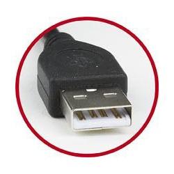 Gembird USB-microUSB, 0,5m