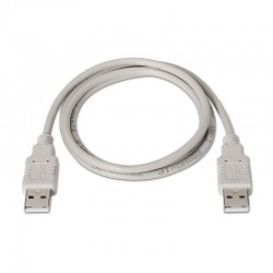 Cable USB 2.0 A/M-A/M 2m