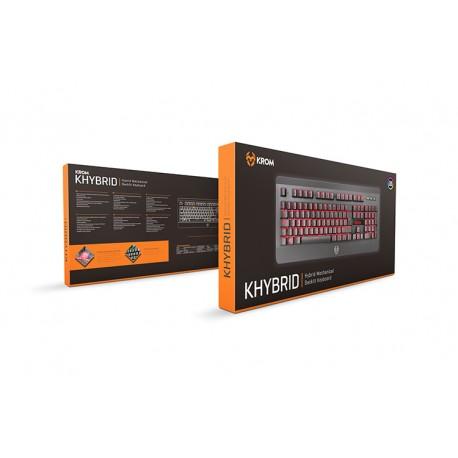 Nox Krom Hybrid Mecánico Híbrido