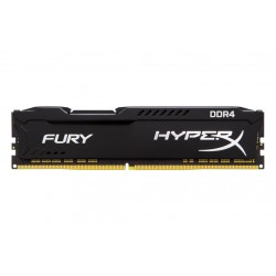 Kingston HyperX Fury DDR4 4GB 2400MHZ CL15 Black S