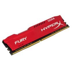 Kingston HyperX Fury DDR4 8GB 2666Mhz Red