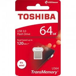 Toshiba TransMemory U364 64GB Blanco, 3.0