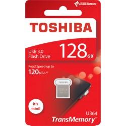 Toshiba TransMemory U364 128GB Blanco, 3.0