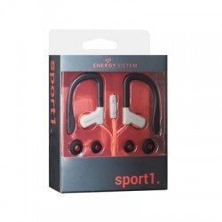Energy Earphones Sport 1 Red