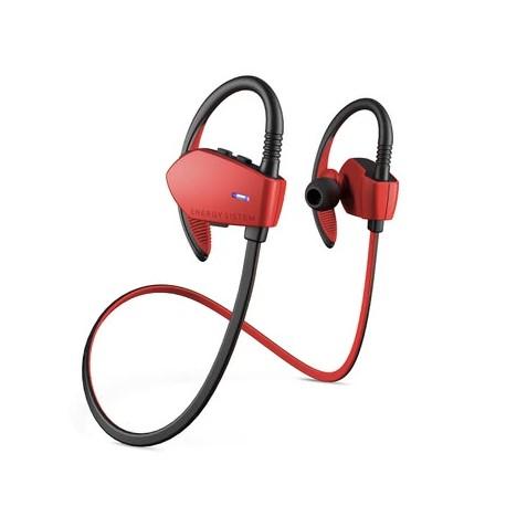 Energy Earphones Sport 1 Bluetooth Red Reacon.