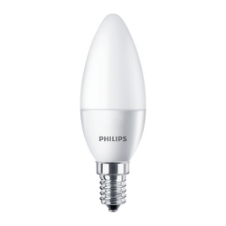 PHILIPS E14 CorePro LED Vela 3.5-25W B35 4000K