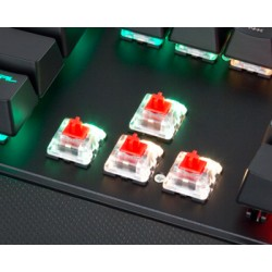 Nox Krom Kael Mecánico Switch Red Iluminado
