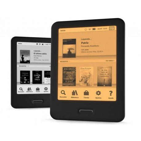 """BQ Cervantes 4 eBook 6"""" 8Gb Luz Integrada"""