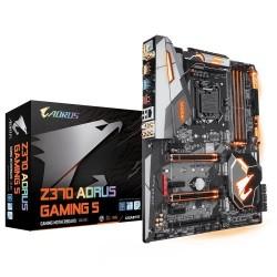 Gigabyte Z370 Aorus Gaming 5, LGA 1151, Socket H4