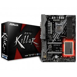 Asrock Z370 Killer SLI. Socket 1151