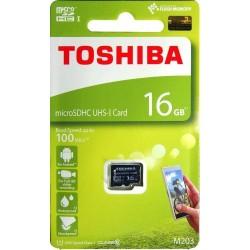 Toshiba M203/E4, 16 GB, microSDXC
