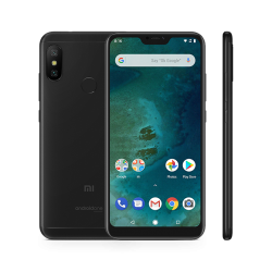 Xiaomi A2 Lite Android One Negro 4/64Gb