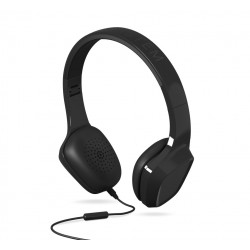 Energy Headphones 1, negro, micrófono