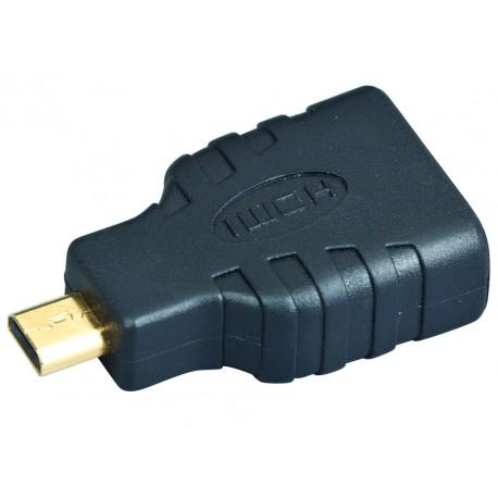 Gembird adaptador HDMI - MicroHDMI