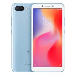 "Xiaomi Redmi 6 5.45"" 3GB 32GB DUAL SIM AZUL"