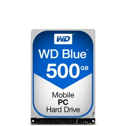 "WD 2.5"" 500GB SATA3 7MM 16MB"