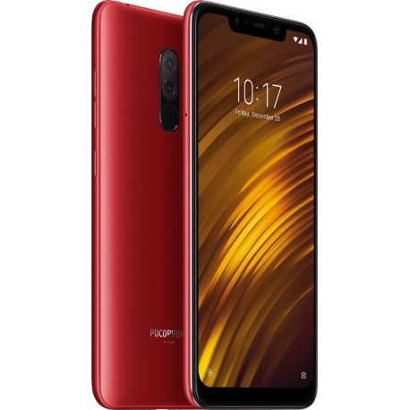 Xiaomi Pocophone F1, 6GB/128GB, Rojo