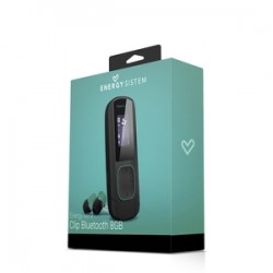 "Energy MP3 Clip Bluetooth Mint ""Reacondicionado"""