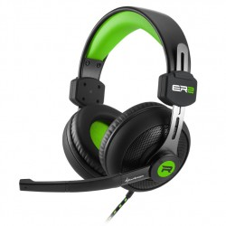Sharkoon Rush ER 2 Verdes, auriculares gaming