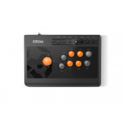 Krom Kumite Multiplataforma, USB, PC/PS3/PS4/XBOX