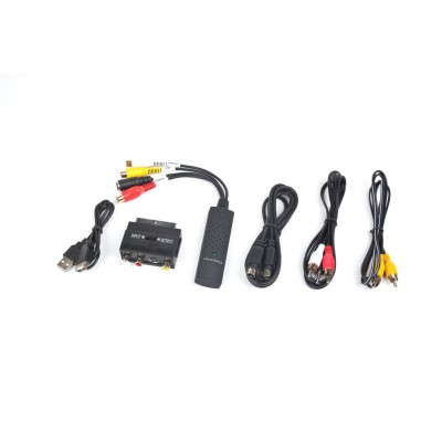 Gembird Capturadora de Video USB 720p