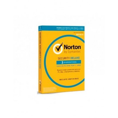 Norton Security Deluxe 3 Dispositivos