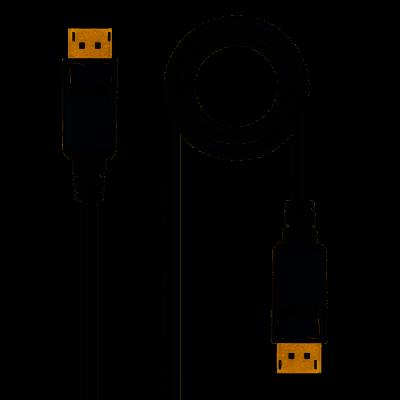 Nanocable 2m DisplayPort Macho/Macho