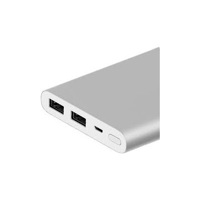 Xiaomi Mi Power Bank 2S, 10000mAh, Plata