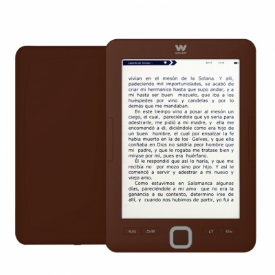 Woxter Ebook Scriba 195 4Gb Chocolate
