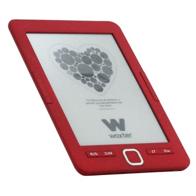 Woxter Ebook Scriba 195 4Gb Rojo V2.0