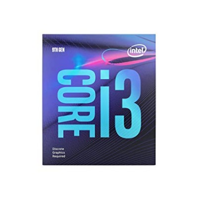 Intel i3-9100F Socket 1151 3.6Ghz 6Mb Sin Gráfica