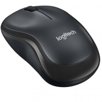 Logitech M220 Silent Plus Negro