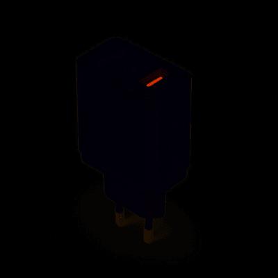 Gembird cargador rápido USB 3A