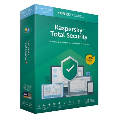 Kaspersky Total Security 3Lic