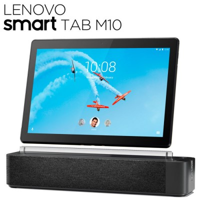 Lenovo Smart Tab M10 3+32Gb + Amazon Alexa