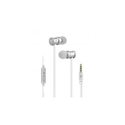 Avenzo Auriculares in-ear con Micrófono Blanco